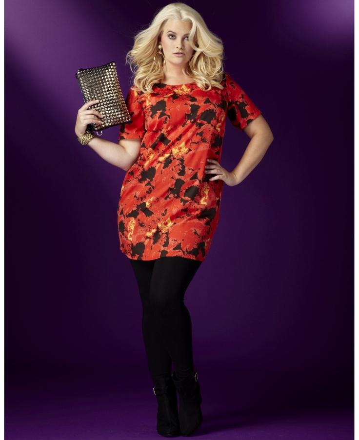 Whitney Thompson - Plus Winner of America's Next Top Model for @Jackie Godbold Godbold Godbold Gregory Be