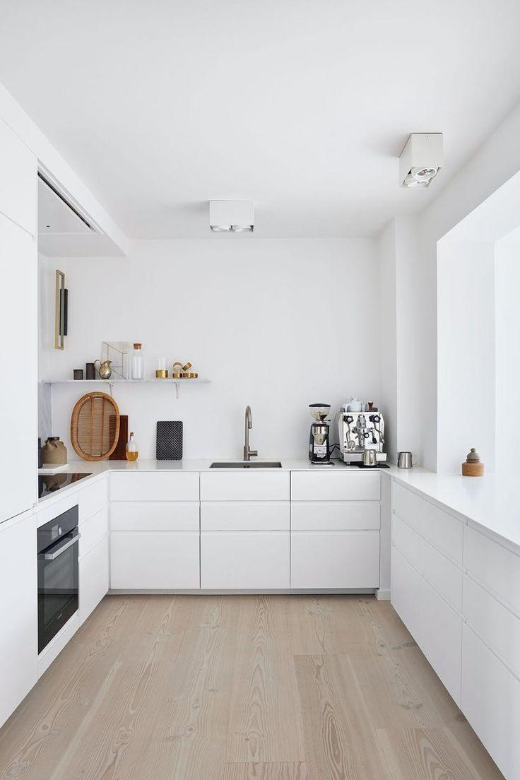 En tilbygning blev løsningen på pladsproblemer hos designeren Kristina Dam