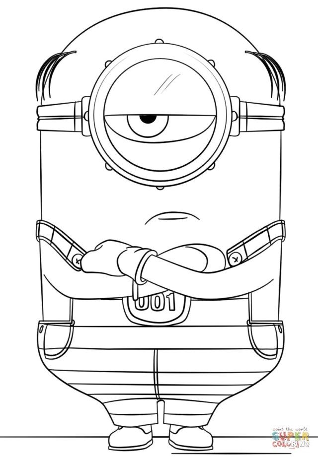 Creative Photo Of Despicable Me 3 Coloring Pages Albanysinsanity Com Minion Coloring Pages Minions Coloring Pages Printable Coloring Pages