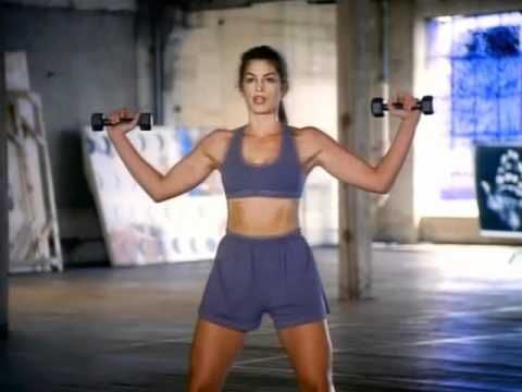 cindy crowford - hands workout - YouTube