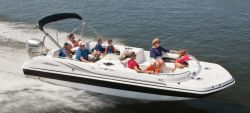 New 2013 - Hurricane Deck Boats - SS 232 OB