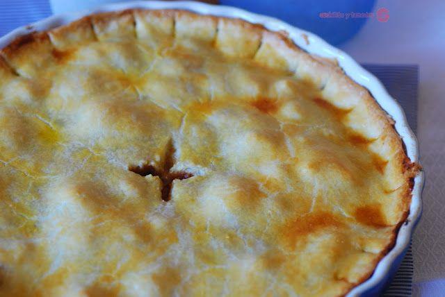 Pastel de carne americano. | Cuchillito y Tenedor