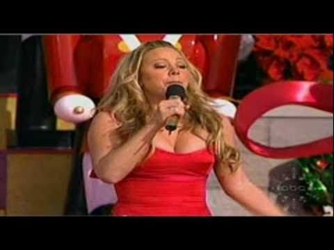 Mariah Carey   ** All I Want For Christmas Is You **   LIVE   FULL VERSION