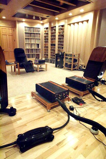Building a Reference Grade Listening Room