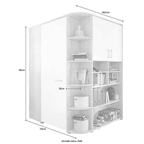 die 25 besten eckkleiderschrank ideen auf pinterest bild news begehbarer schrank und. Black Bedroom Furniture Sets. Home Design Ideas