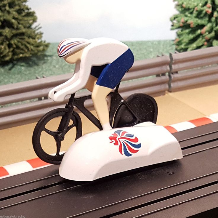 Now available in our store: Micro Scalextric ... Check it out here http://www.actionslotracing.co.uk/products/micro-scalextric-car-team-gb-olympic-bike-cycle-white?utm_campaign=social_autopilot&utm_source=pin&utm_medium=pin