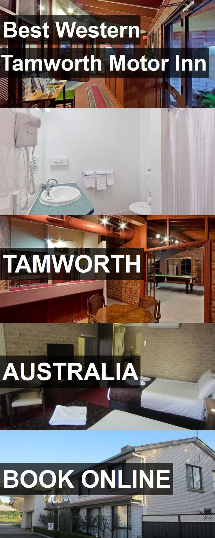 Hotel Best Western Tamworth Motor Inn in Tamworth, Australia. For more information, photos, reviews and best prices please follow the link. #Australia #Tamworth #travel #vacation #hotel