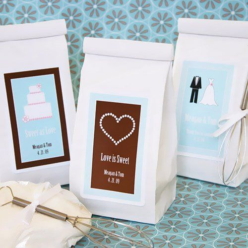 Personalized Cookie Mix Favors by Beau-coup