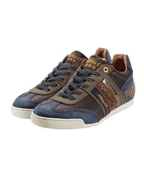 Sneaker, Ascoli Low, Sternchen-Nieten, Marken-Stickerei Vorderansicht
