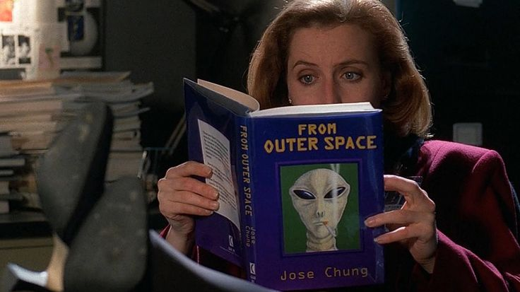 THE X-FILES Declassified: Darin Morgan's 'From Outer Repose'---- these are some of my favorites too! maybe not the cockroaches one though, but because i found bambi really annoying