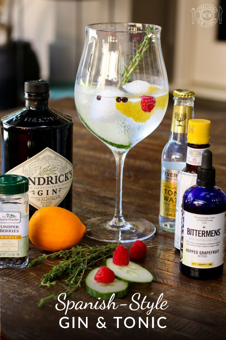 ... about Hendrick's Gin on Pinterest | Gin, Premium Gin and Gin And Tonic