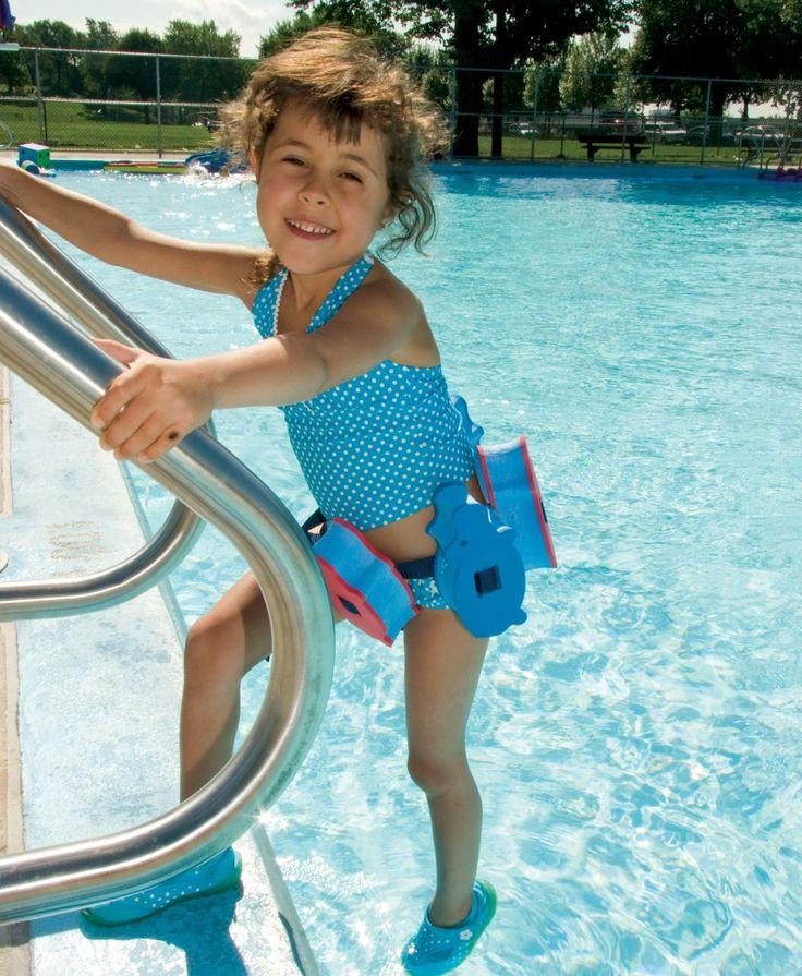 Aquam Aquafun swim belt for kids - $28.99   All Tides