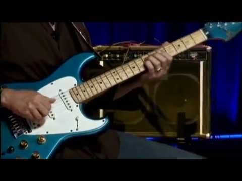 Guide Tone Blues in A by Dean Brown - YouTube