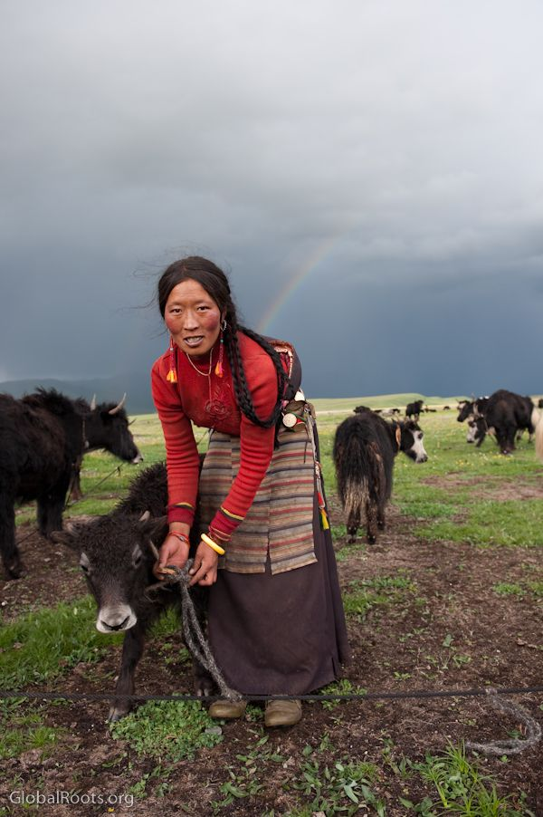 Nomads of Litang