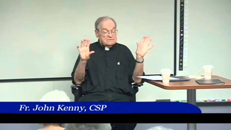 The Wit and Wisdom of Fr. John Kenny, CSP