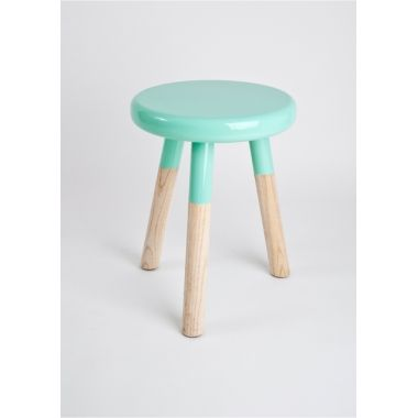 Middle of Nowhere Malmo Stool Mint :: Collections :: Crate Expectations :: Gifts & Homewares