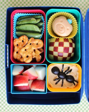 Hungry for ways to jazz up your child's lunchbox? These adorable DIY bento-box lunch ideas -- crafted by blogger, author, and mom of two, Wendy Copley -- are sure to put smiles on faces and fill hungry bellies. Read on for her delicious tips, tricks, and inspirations for packing extra cute lunches.