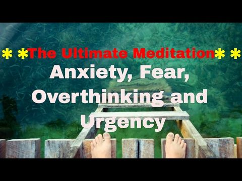 Letting Go of Urgency, Worry and Anxiety: Guided Meditation — Purpose Fairy