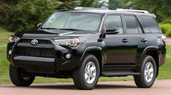 2016 Toyota 4Runner SR5 Premium Review