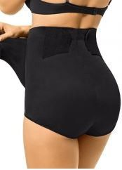Postpartum Panty Trainer - The Postpartum Panty Trainer is great for support after a cesarean section. The side straps are adjustable and it fits like a normal panty, but extends to fit above the belly button. This affordable recovery tool will speed up recovery time and give you mobility while still supporting your wound.