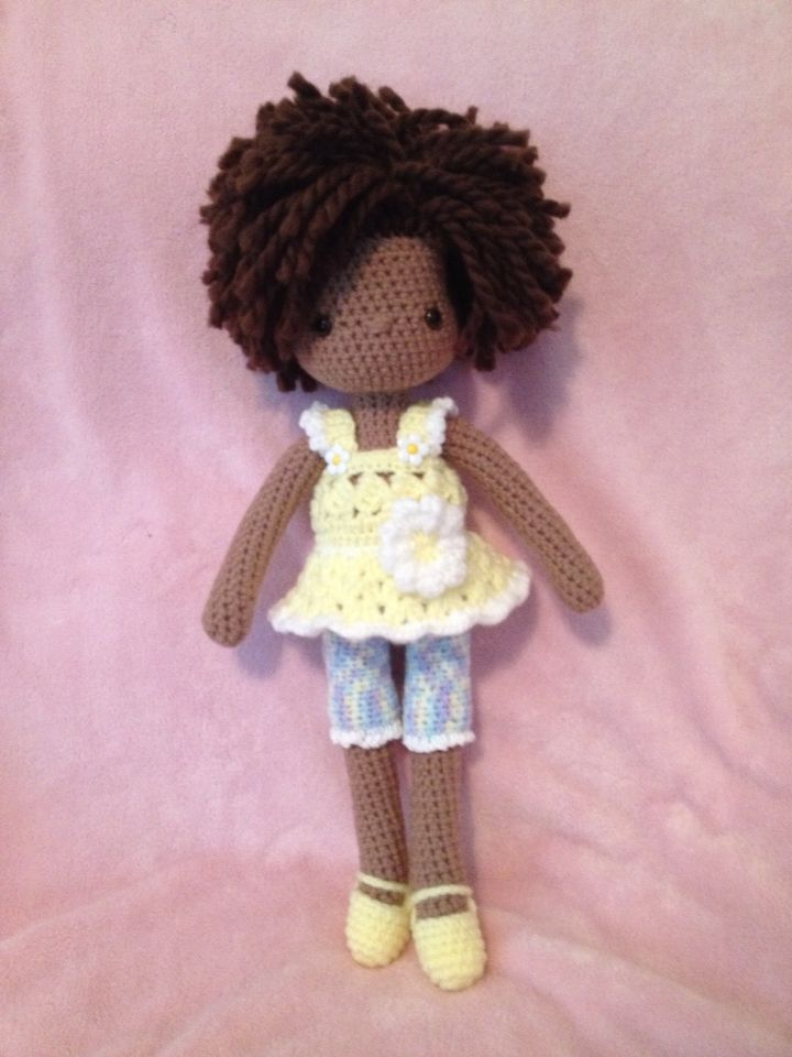 How To Crochet A Amigurumi : 1855 best images about Amigurumi dolls on Pinterest