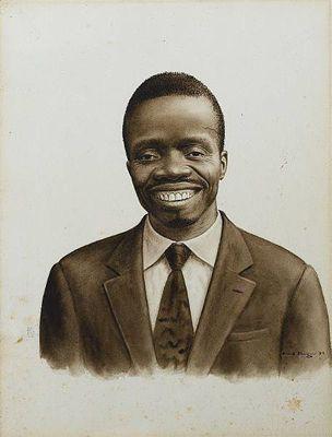 Gerard Bhengu - Biography, vital info and auction records for Gerard Bhengu