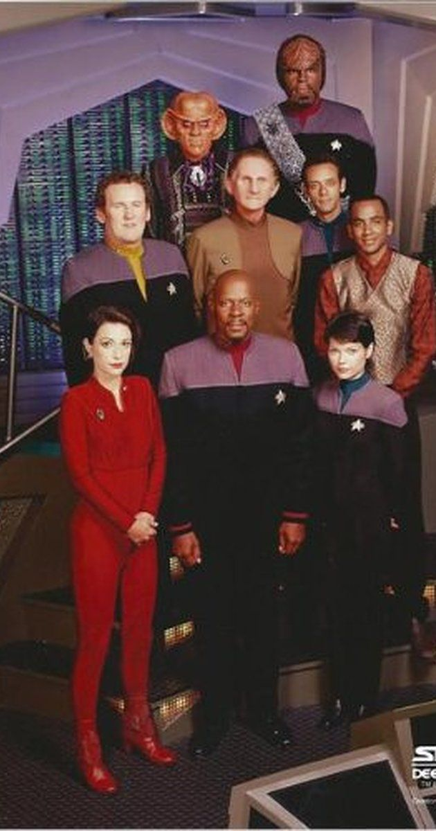 Star Trek: Deep Space Nine (TV Series 1993–1999) cast and crew credits, including actors, actresses, directors, writers and more.