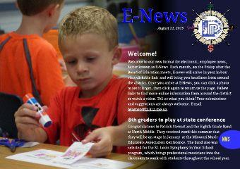 FZ E-News, August 2015