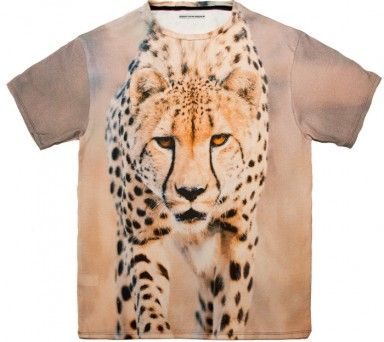 guepard tshirt