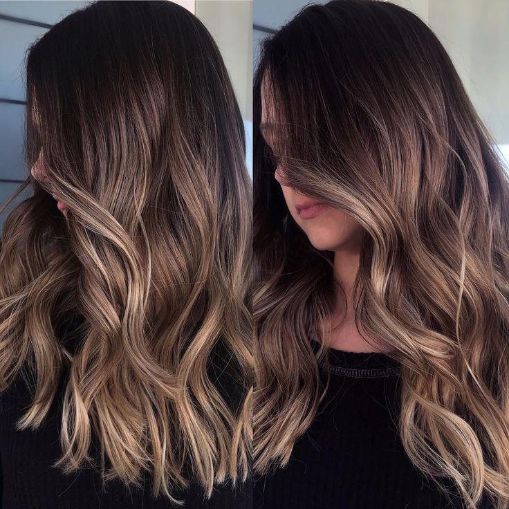 100 caramel highlights ideas for all hair colors - 736×736