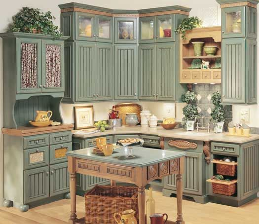 Green Kitchen Walls With Maple Cabinets: 10 Best 2017 Color Of The Year Images On Pinterest