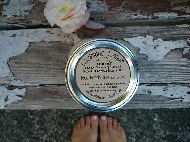 Foot Fetish foot creme 250 ml