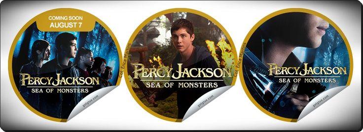 Percy Jackson: Sea of Monsters (Percy Jackson e o Mar de Monstros)