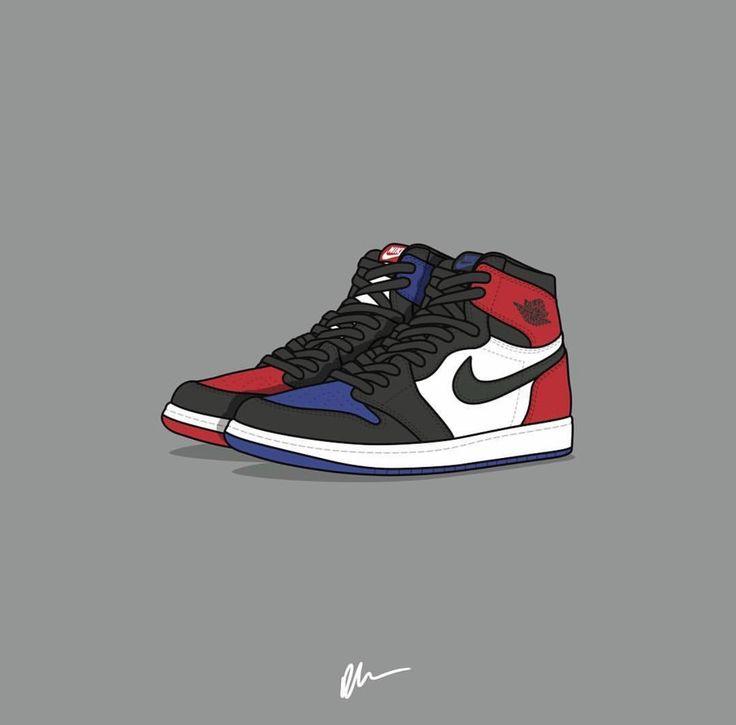 Top 3 Air Jordan 1