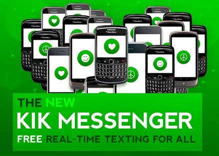 Mum, Dad - Do you know if your child is on Kik Messenger?