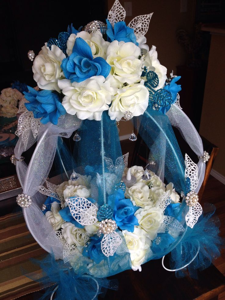 Elegant quinceanera centerpieces ideas