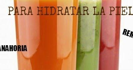 Healthy Juices, Dry Skin, Smoothie