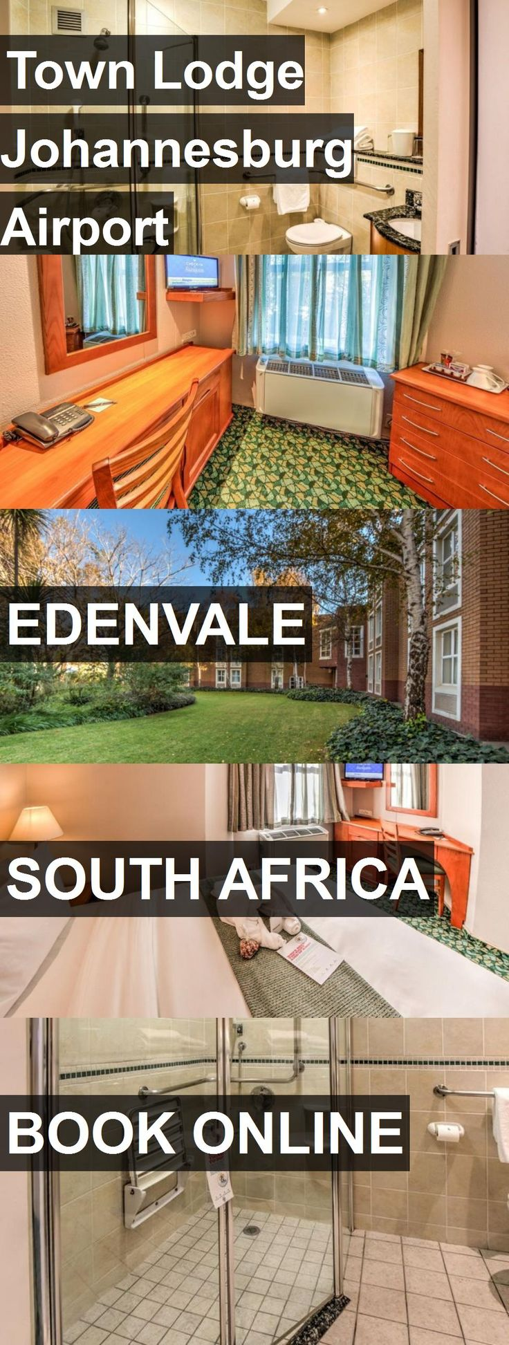 Hotel Town Lodge Johannesburg Airport in Edenvale, South Africa. For more information, photos, reviews and best prices please follow the link. #SouthAfrica #Edenvale #travel #vacation #hotel