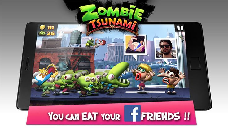 Download Zombie Tsunami for free