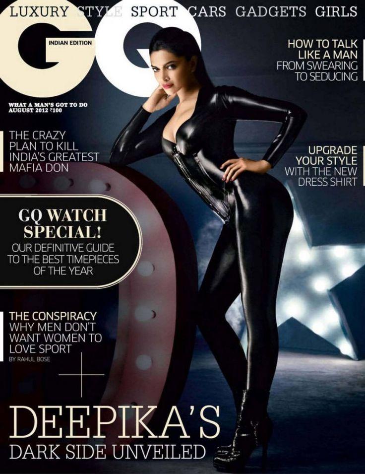 Deepika Padukone GQ Cover