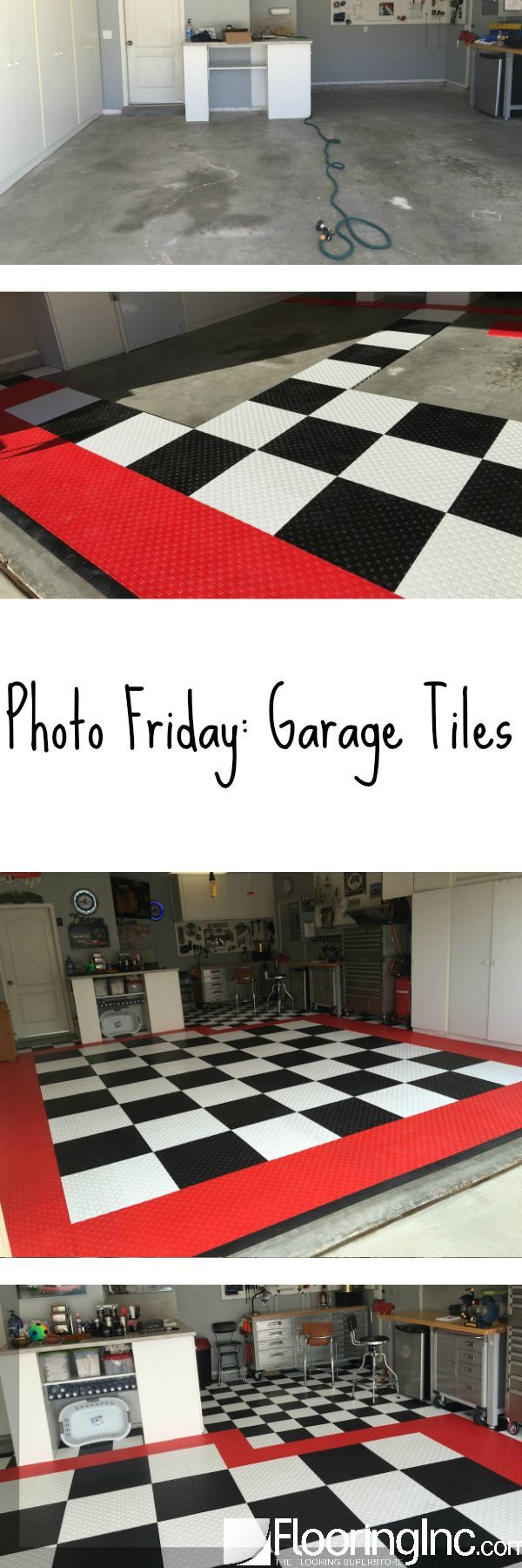 Harley color carpet tiles - Photo Friday 7