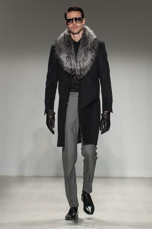 Jaan Choxi - The Best Menswear Looks From Toronto Fashion Week 2015