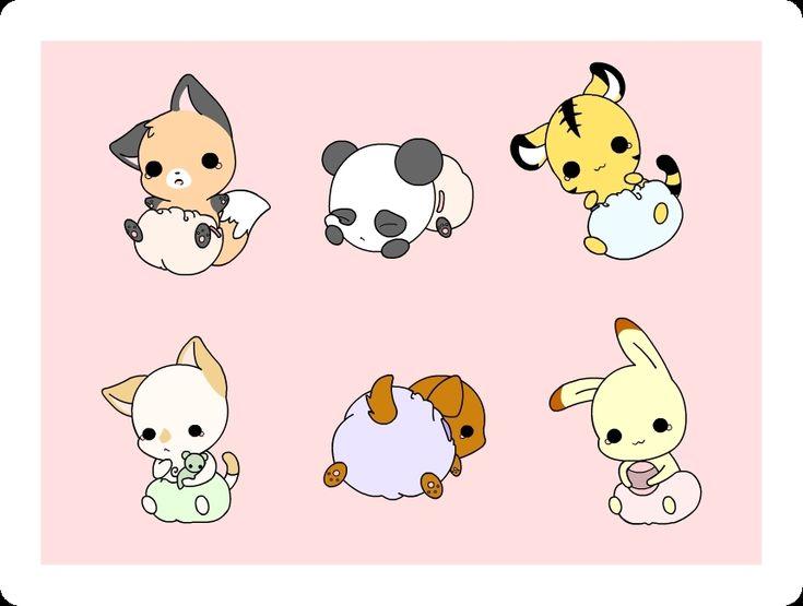 Image of: Cute Kawaii Artfairsinternational Ranyah Brinson ranyahbrinson On Pinterest