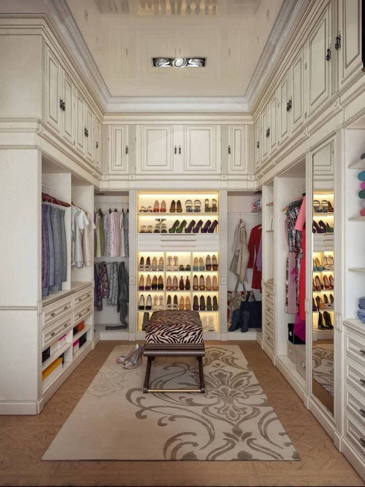 1217 best walk in closets images on pinterest dream - Walk in closet designs pictures ...