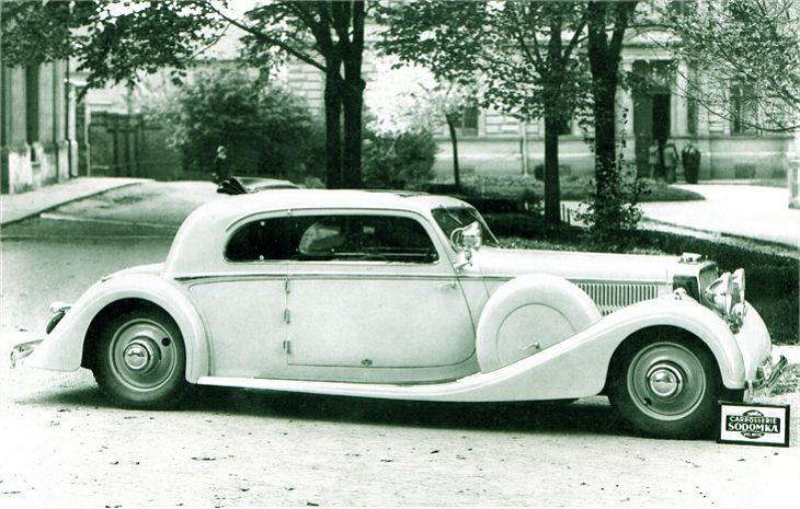Tatra 70 A (Sodomka)