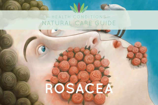Healing Rosacea. While there is no cure for rosacea it absolutely can be controlled. Learn what you can do to heal this frustrating skin condition >