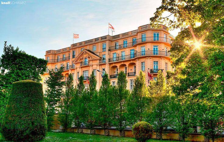 Park Hotel Schönbrunn, Vienna, AUSTRIA | Schönbrunn