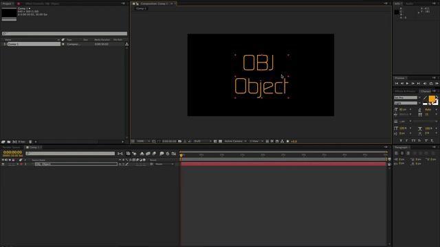 Plexus 2 OBJ Objects Tutorial on Vimeo