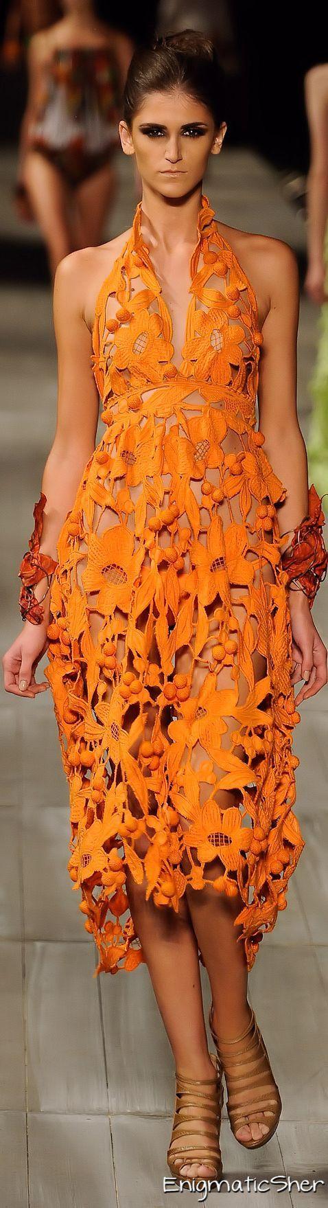 Lenny Niemeyer, brasilianischer Bademode-Designer  - Strandkleid…