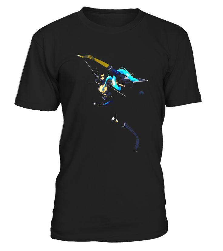 Overwatch Hanzo Dragonstrike Spray Tee Shirt  #christmas #shirt #gift #ideas #photo #image #gift #october #overwatch